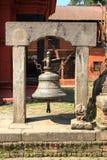 Alte Bell. Lizenzfreies Stockbild