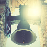 Alte Bell Stockfoto