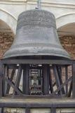 Alte Bell in der Stadt Veliky Novgorod Stockbilder