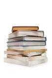 Alte benutzte Bücher Lizenzfreie Stockfotos