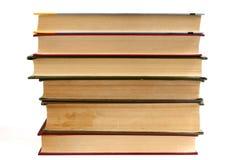 Alte benutzte Bücher Lizenzfreie Stockbilder