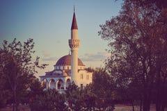 Alte berühmte Moschee Stockfotos