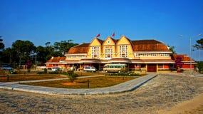 Alte berühmte Platzreise in Vietnam Stockbild
