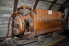Alte Bergbaunebenstelle Lizenzfreie Stockfotografie