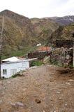 Alte Bergdörfer in Giorgia Stockbilder
