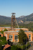 Alte Bergwerkanlagen Lizenzfreies Stockfoto