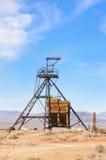 Alte Bergwerksausrüstung Lizenzfreie Stockfotos