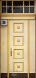 Alte Berlin-Tür 03 Lizenzfreies Stockfoto