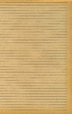 Alte Beschaffenheit des angeordneten Papiers Stockfotos