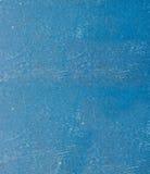 Alte Beschaffenheit des blauen Papiers Schäbige Papierbeschaffenheit Stockfotos