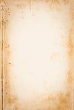 Alte Beschaffenheit des braunen Papiers Lizenzfreie Stockfotografie