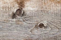 Alte Beschaffenheit des hölzernen Brettes, natürlicher Hintergrund der Weinlese Nahaufnahmestrudel Lizenzfreie Stockbilder