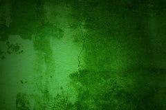 Alte Beschaffenheit mit grüner Farbe Lizenzfreie Stockfotografie
