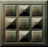 Alte Betonblock-Serie (1) Lizenzfreies Stockfoto