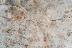 Alte Betonmauer Lizenzfreies Stockfoto