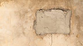 Alte Betonmauer als abstrakter Hintergrund Stockbilder