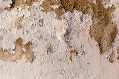 Alte Betonmauer als abstrakter Hintergrund Lizenzfreie Stockbilder