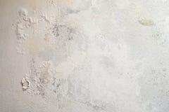 Alte Betonmauer der Schalenfarbe Lizenzfreie Stockfotografie