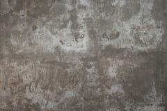 Alte Betonmauer für Hintergrund Stockfotos