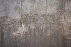 Alte Betonmauer für Hintergrund Alte Backsteinmauer Stockbilder
