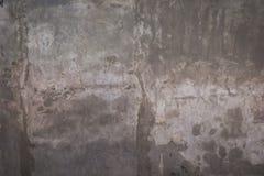 Alte Betonmauer für Hintergrund Alte Backsteinmauer Lizenzfreie Stockfotos
