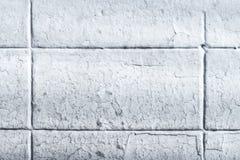 Alte Betonmauer malte Cracker, Steinoberfläche, Wandsteinba Stockfotos