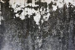 Alte Betonmauer mit Stockfoto
