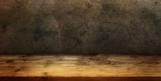 Alte Betonmauer mit Bretterboden Lizenzfreie Stockfotografie