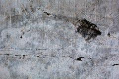 Alte Betonmauer mit gebrochener Beschaffenheit Stockbilder