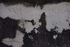 Alte Betonmauer mit schönem Muster Stockfotos
