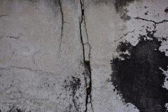 Alte Betonmauer mit schönem Muster Lizenzfreies Stockfoto