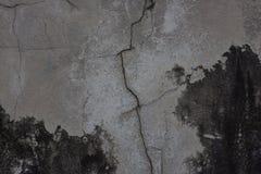 Alte Betonmauer mit schönem Muster Lizenzfreies Stockbild