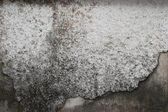 Alte Betonmauer mit Schmutzbeschaffenheit Lizenzfreies Stockfoto
