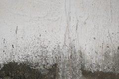 Alte Betonmauer mit Schmutzbeschaffenheit Lizenzfreie Stockfotografie