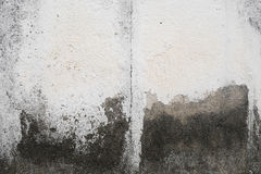 Alte Betonmauer mit Schmutzbeschaffenheit Stockfotografie