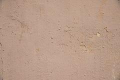 Alte Betonmauer mit Sprüngen Stockfoto