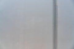 Alte Betonmauer und Rohr Lizenzfreie Stockbilder