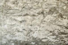 Alte Betonmauer und Zement eingebettete Sprünge lizenzfreies stockbild