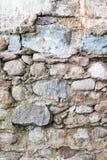 Alte Betonmauerbeschaffenheit Stockfoto