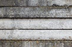 Alte Betonplatten Stockbild