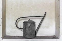Alte Bewässerungs-Dose Lizenzfreies Stockfoto