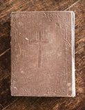 Alte Bibel Lizenzfreie Stockfotos