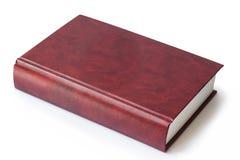 Alte Bibel lokalisiert auf einem weißen Hintergrund Stockbilder