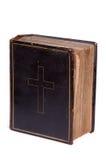 Alte Bibel V1. Stockfoto