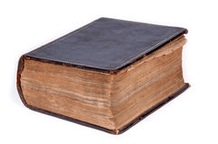 Alte bibel Version 3. Stockbilder