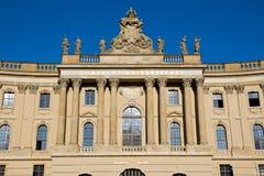 Alte Bibliothek em Berlim Imagens de Stock