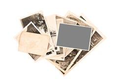 Alte Bilder Stockbild