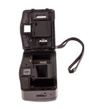 Alte billige Fotoplastikkamera Lizenzfreie Stockbilder