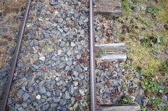 Alte Bimmelbahnen Stockbild