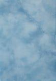 Alte blaue Fliesenbeschaffenheit des Makrohintergrundes auf der Wand Lizenzfreie Stockbilder